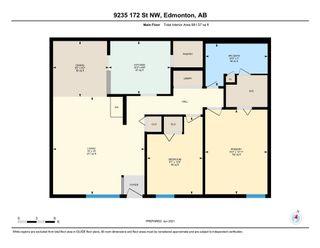 Photo 27: 9235 172 Street in Edmonton: Zone 20 Carriage for sale : MLS®# E4251853