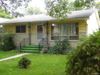 Photo 1: 218 Lanark Street in WINNIPEG: River Heights / Tuxedo / Linden Woods Residential for sale (South Winnipeg)  : MLS®# 1422427