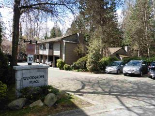 Main Photo: 8556 WOODGROVE Place in Burnaby: Forest Hills BN Townhouse for sale (Burnaby North)  : MLS®# R2565441