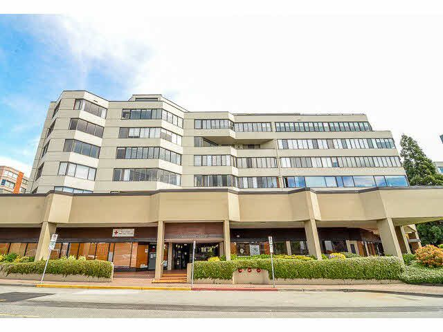 Main Photo: 203 1480 FOSTER STREET in : White Rock Condo for sale : MLS®# F1439796
