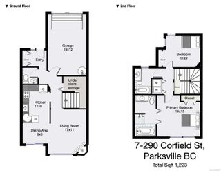Photo 2: 7 290 Corfield St in : PQ Parksville Row/Townhouse for sale (Parksville/Qualicum)  : MLS®# 866891