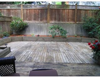 """Photo 3: 103 330 CEDAR Street in New_Westminster: Sapperton Condo for sale in """"CRESTWOOD CEDARS"""" (New Westminster)  : MLS®# V773879"""
