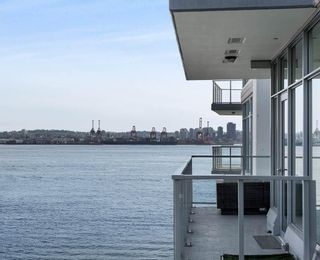 """Photo 3: 803 175 VICTORY SHIP Way in North Vancouver: Lower Lonsdale Condo for sale in """"Cascade West"""" : MLS®# R2565642"""