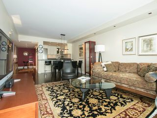 """Photo 9: 203 1477 FOUNTAIN Way in Vancouver: False Creek Condo for sale in """"FOUNTAIN TERRACE"""" (Vancouver West)  : MLS®# V1142594"""