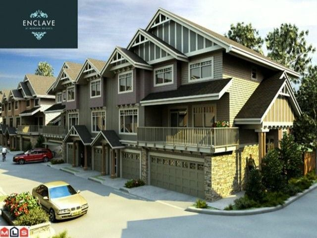 Main Photo: 116 2979 156th Street in Surrey: Grandview Surrey Townhouse for sale (South Surrey White Rock)  : MLS®# F1028319