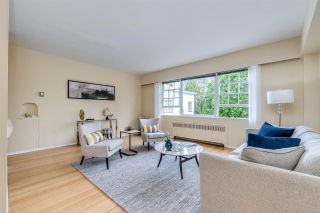 "Photo 5: 313 2890 POINT GREY Road in Vancouver: Kitsilano Condo for sale in ""KILLARNEY MANOR"" (Vancouver West)  : MLS®# R2573649"