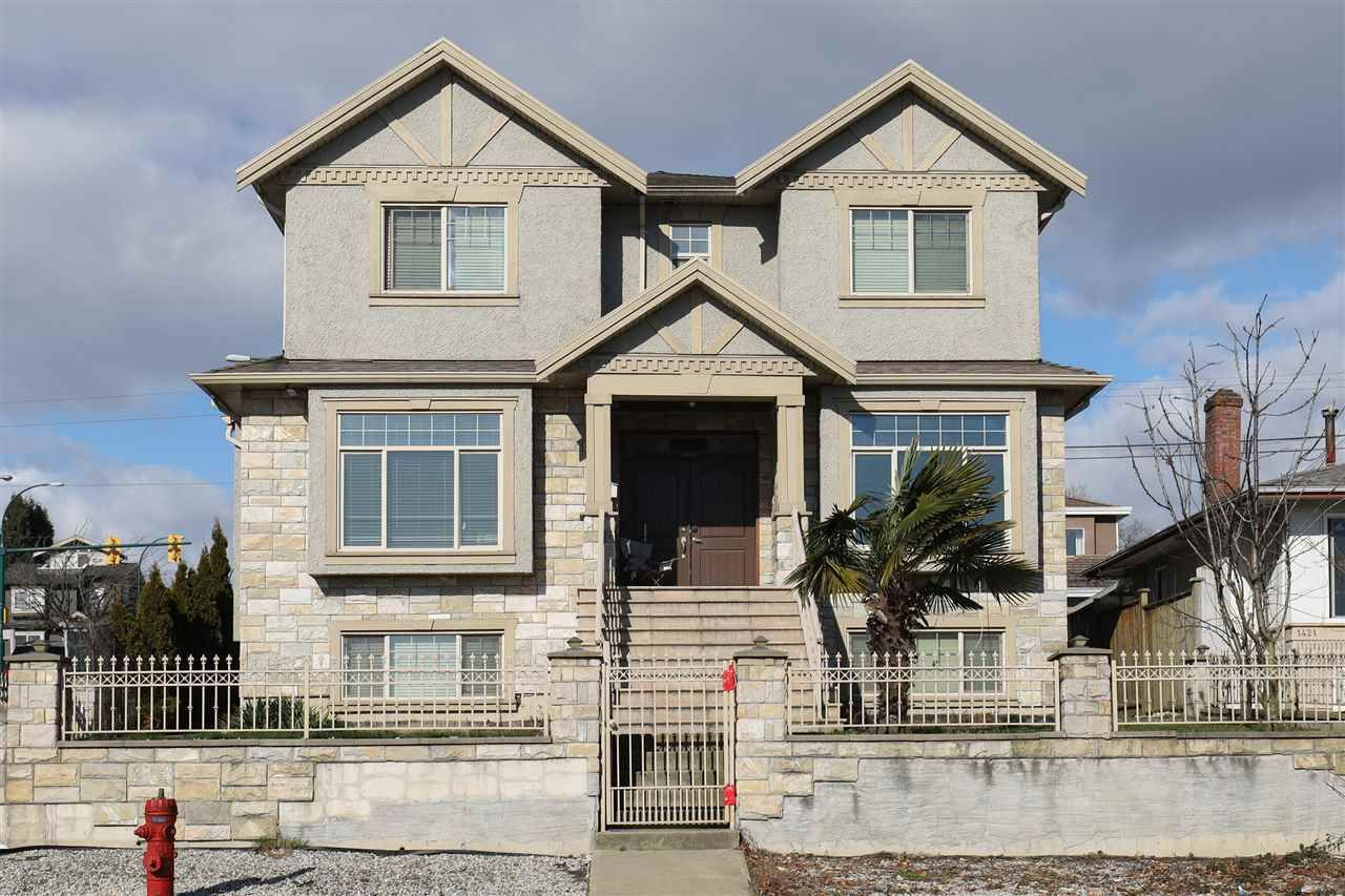 Main Photo: 1407 E 62ND AVE in VANCOUVER: Fraserview VE House for sale (Vancouver East)  : MLS®# R2548972