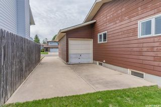 Photo 36: 122 Gustin Crescent in Saskatoon: Silverwood Heights Residential for sale : MLS®# SK862701