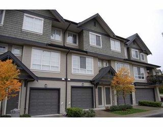 "Photo 1: 116 9088 HALSTON Court in Burnaby: Government Road Townhouse for sale in ""TERRAMOR"" (Burnaby North)"