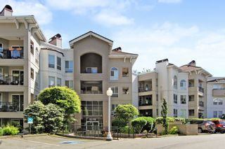 """Photo 1: 107 3176 GLADWIN Road in Abbotsford: Central Abbotsford Condo for sale in """"Regency Park"""" : MLS®# R2371135"""