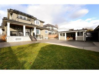 Photo 19: 3330 Yew Street in Vancouver West: Arbutus House for sale : MLS®# V1050574