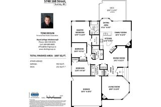 """Photo 20: 5748 168TH Street in Surrey: Cloverdale BC House for sale in """"RICHARDSON RIDGE"""" (Cloverdale)  : MLS®# R2024526"""