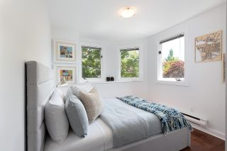"""Photo 12: 4 2017 W 15TH Avenue in Vancouver: Kitsilano Townhouse for sale in """"Upper Kits/ Lower Shaughnessy"""" (Vancouver West)  : MLS®# R2595501"""