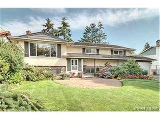 Photo 1:  in VICTORIA: SE Gordon Head House for sale (Saanich East)  : MLS®# 442900