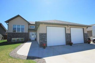 Photo 1: 346 Gerard Drive in St Adolphe: R07 Residential for sale : MLS®# 202113229