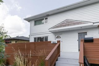 Main Photo: 4515 Stanley Road SW in Calgary: Parkhill Semi Detached for sale : MLS®# A1144073