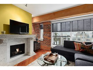 Photo 3: 410 1178 Hamilton in Vancouver: Yaletown Condo for sale (Vancouver West)  : MLS®# V988369