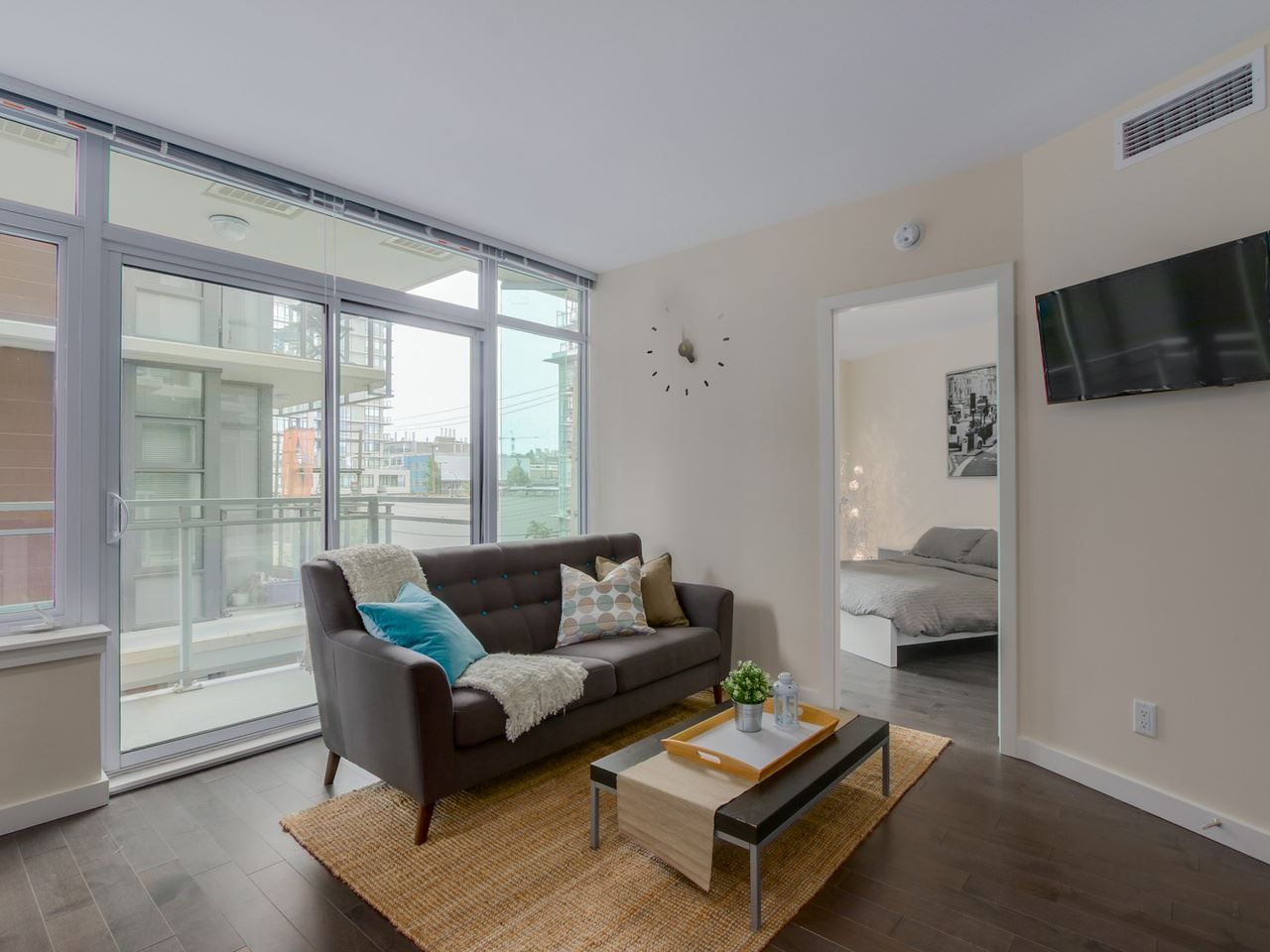 """Main Photo: 310 88 W 1ST Avenue in Vancouver: False Creek Condo for sale in """"THE ONE"""" (Vancouver West)  : MLS®# R2077463"""