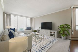 """Photo 3: 604 710 SEVENTH Avenue in New Westminster: Uptown NW Condo for sale in """"The Heritage"""" : MLS®# R2615379"""