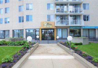 Photo 2: 206 12141 JASPER Avenue in Edmonton: Zone 12 Condo for sale : MLS®# E4245143