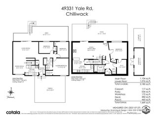 Photo 40: 49331 YALE Road in Chilliwack: East Chilliwack House for sale : MLS®# R2605420