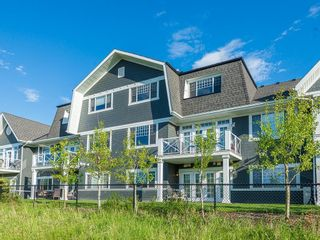 Photo 31: 46 RIVIERA Way: Cochrane Row/Townhouse for sale : MLS®# C4281559