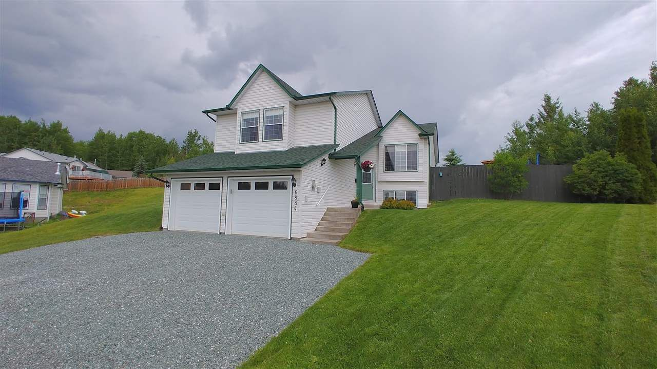 """Main Photo: 6884 ST FRANCES Place in Prince George: St. Lawrence Heights House for sale in """"ST LAWRENCE HEIGHTS"""" (PG City South (Zone 74))  : MLS®# R2470686"""