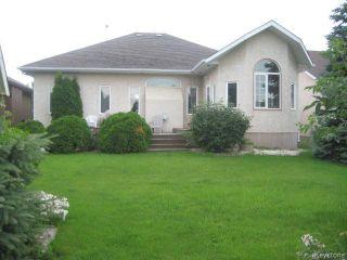 Photo 20: 38 Ragsdill Road in Winnipeg: Algonquin Estates Residential for sale (3H)  : MLS®# 1619300