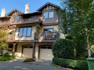 Main Photo: 12 1880 CHANDLER Ave in : Vi Fairfield East Row/Townhouse for sale (Victoria)  : MLS®# 884359