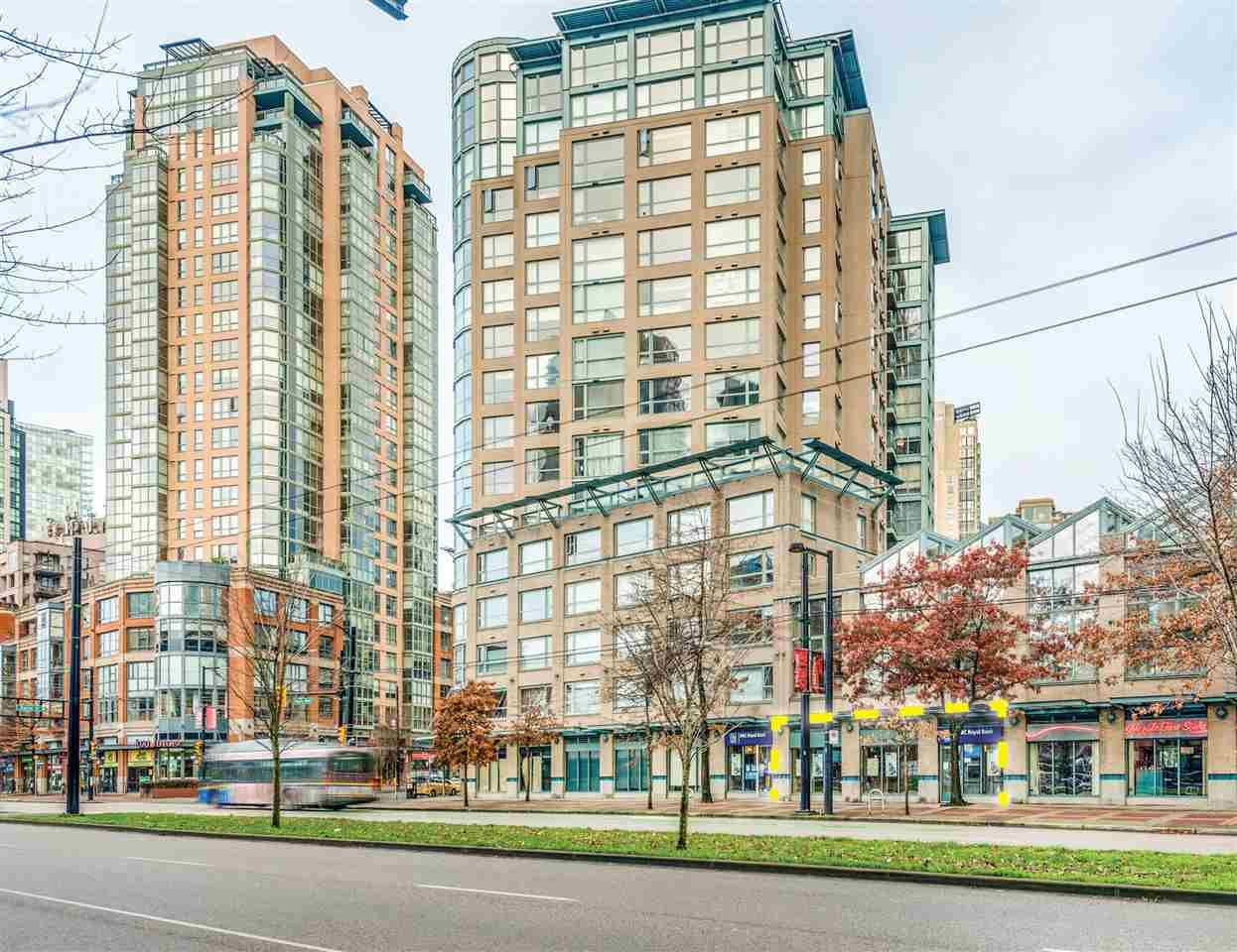 Main Photo: 1189 PACIFIC Boulevard in Vancouver: Yaletown Retail for sale (Vancouver West)  : MLS®# C8036328