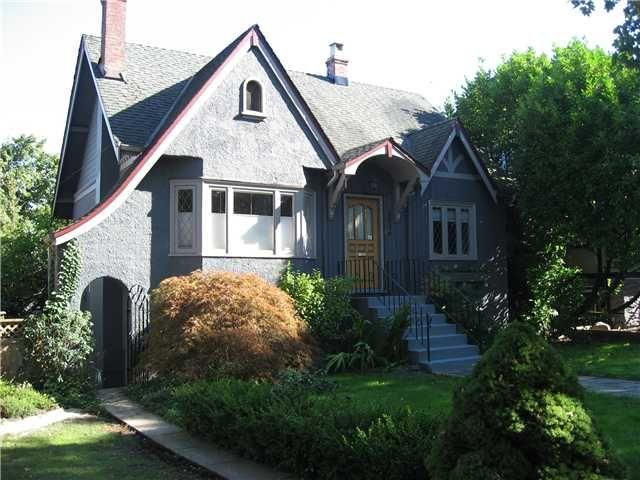 Main Photo: 1536 KAMLOOPS ST in Vancouver: Renfrew VE House for sale (Vancouver East)  : MLS®# V855778