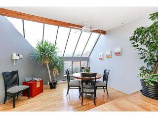 """Photo 9: 844 W 7TH AVE - LISTED BY SUTTON CENTRE REALTY in Vancouver: Fairview VW Townhouse for sale in """"WILLOW CASTLE"""" (Vancouver West)  : MLS®# V1106691"""