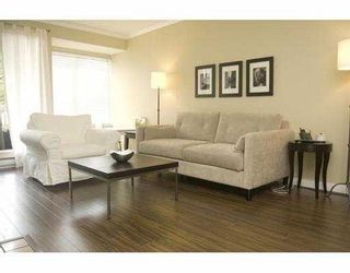 "Photo 3: 101 8400 ACKROYD Road in Richmond: Brighouse Condo for sale in ""LANDSDOWNE GREEN"" : MLS®# V783684"