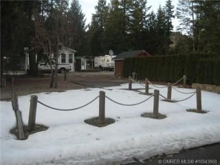 Photo 8: 3980 Squilax Anglemont Road # 132 in Scotch Creek: Recreational for sale : MLS®# 10059392