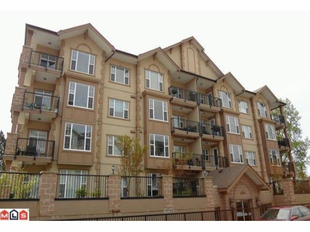 "Main Photo: # 205 20286 53A AV in Langley: Langley City Condo for sale in ""CASA VERONA"" : MLS®# F1209543"