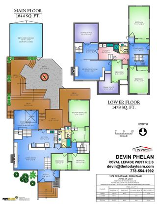 Photo 40: 1572 REGAN Avenue in Coquitlam: Central Coquitlam House for sale : MLS®# R2598818