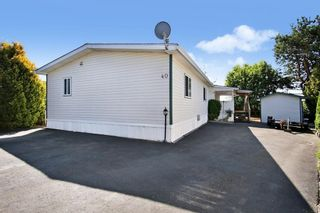 Photo 1: 40 41168 LOUGHEED Highway: Manufactured Home for sale in Mission: MLS®# R2604982