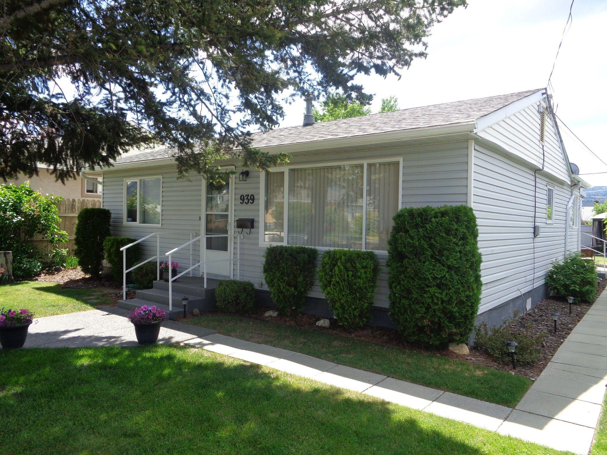 Main Photo: 939 MONCTON AVENUE in KAMLOOPS: NORTH KAMLOOPS House for sale : MLS®# 145482