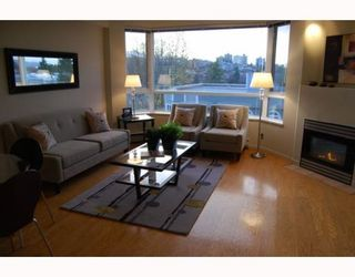 """Photo 3: 404 1688 CYPRESS Street in Vancouver: Kitsilano Condo for sale in """"YORKVILLE SOUTH"""" (Vancouver West)  : MLS®# V797521"""