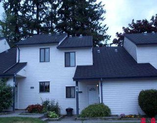 """Photo 1: 94 6669 138TH ST in Surrey: East Newton Townhouse for sale in """"HYLAND CREEK"""" : MLS®# F2510186"""