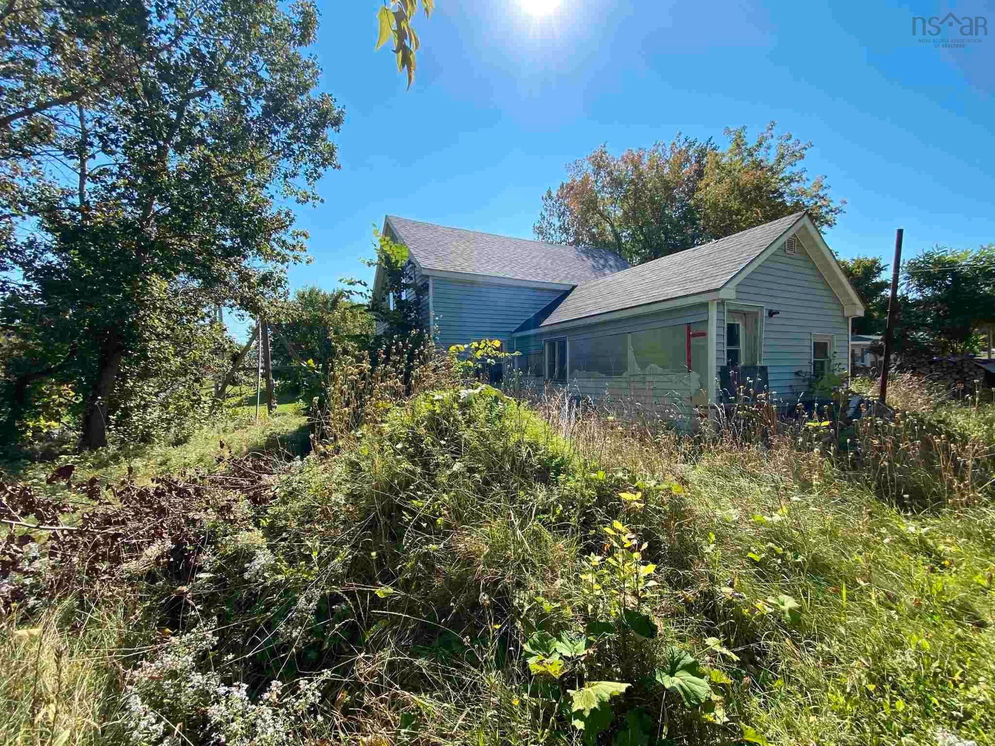 Main Photo: 507 Thorburn Road in Thorburn: 108-Rural Pictou County Vacant Land for sale (Northern Region)  : MLS®# 202124108
