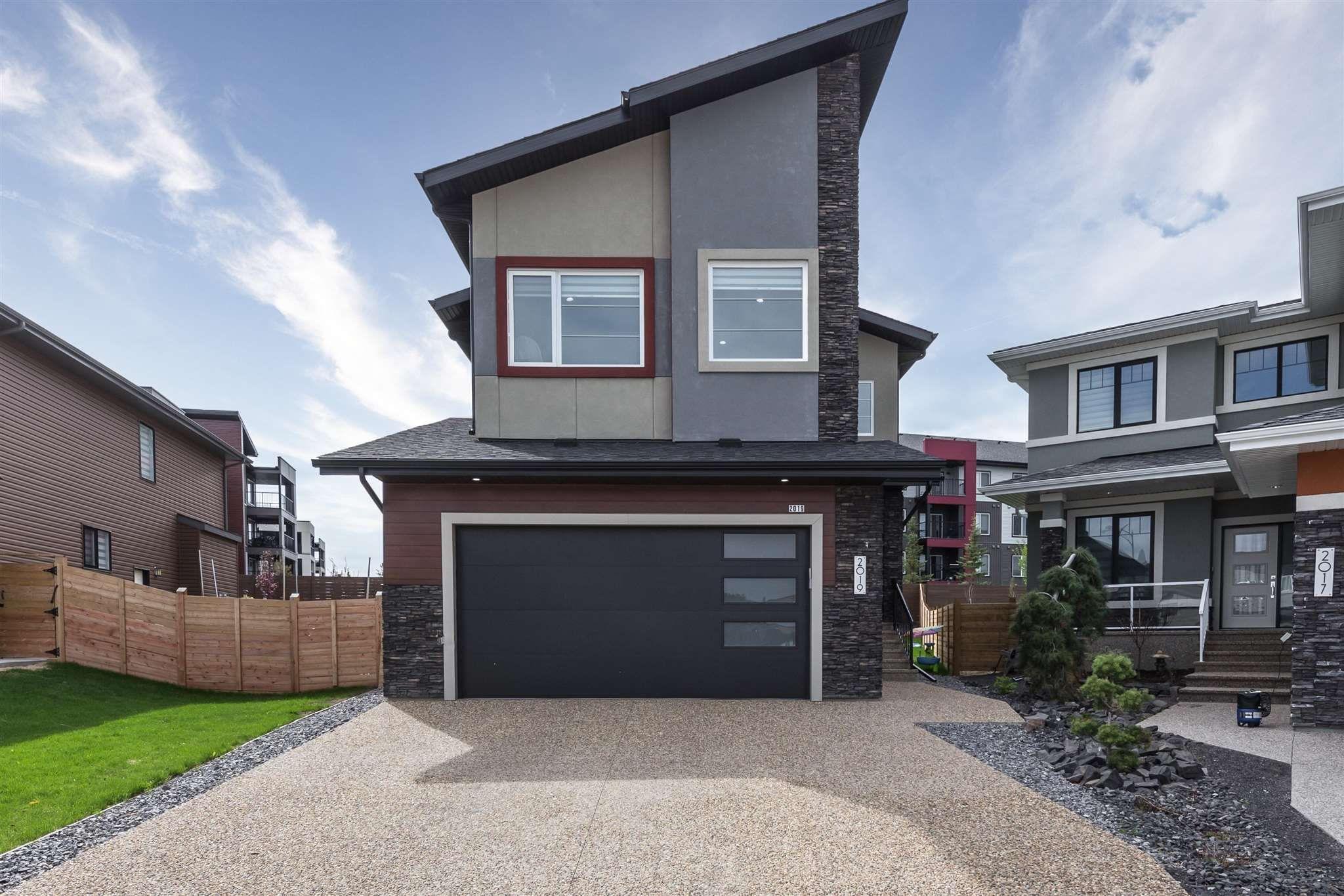 Main Photo: 2019 Ware Road SW in Edmonton: Zone 56 House for sale : MLS®# E4248305