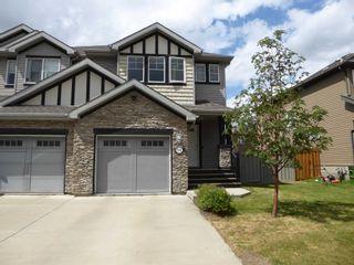 Photo 33: 3814 Whitelaw Place NW in Edmonton: Zone 56 House Half Duplex for sale : MLS®# E4253559