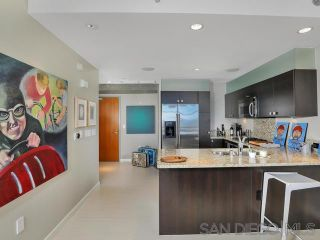 Photo 8: DOWNTOWN Condo for sale : 1 bedrooms : 800 The Mark Ln #1508 in San Diego