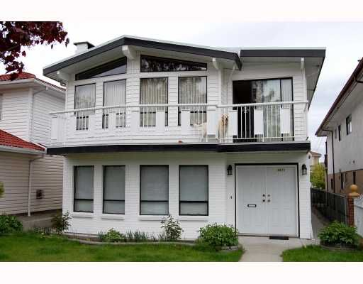 Main Photo: 4471 PANDORA Street in Burnaby: Vancouver Heights House for sale (Burnaby North)  : MLS®# V764221