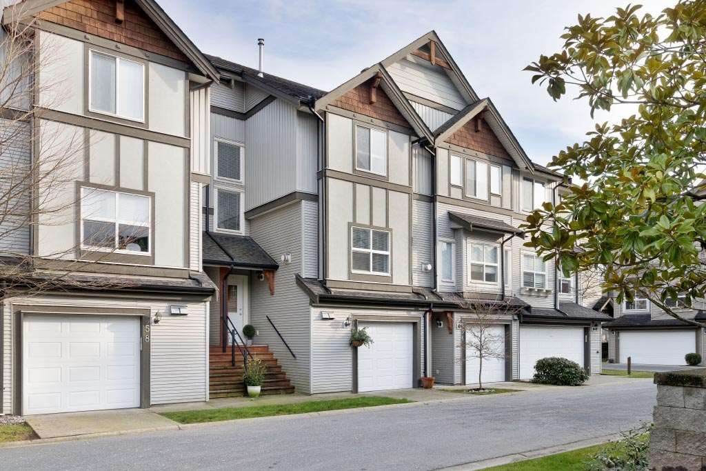 Main Photo: 57 1055 RIVERWOOD Gate in Port Coquitlam: Riverwood Townhouse for sale : MLS®# R2431155