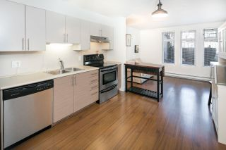 """Photo 8: 102 5632 KINGS Road in Vancouver: University VW Townhouse for sale in """"POLLOCK"""" (Vancouver West)  : MLS®# R2109342"""