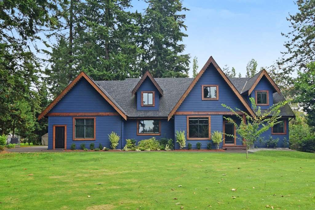 """Main Photo: 5438 240 Street in Langley: Salmon River House for sale in """"Strawberry Hills"""" : MLS®# R2311221"""