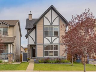 Photo 1: 180 SILVERADO Way SW in Calgary: Silverado Detached for sale : MLS®# A1016012