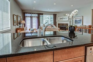 Photo 12: 7 ELYSIAN Crescent SW in Calgary: Springbank Hill Semi Detached for sale : MLS®# A1104538